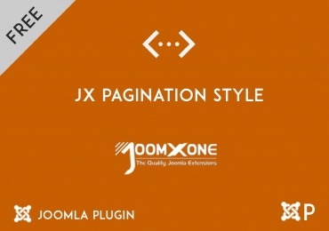JX Pagination Style
