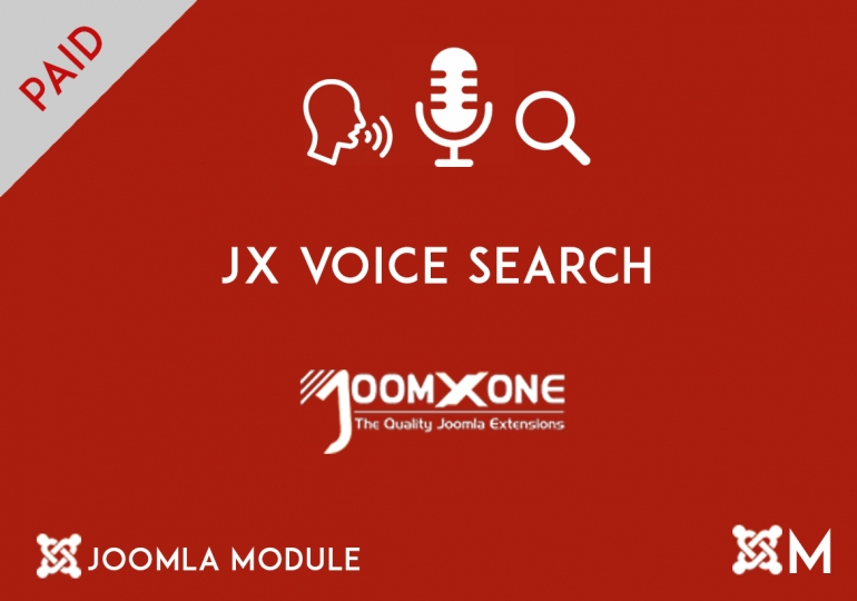 Jx Voice Search